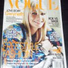 Vogue Magazine October 2003 (Gwyneth)