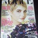 Vogue Magazine October 2009 (Michelle Williams)