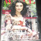 Vogue Magazine October 2008 (Rachel Weisz)