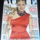 Vogue Magazine (July 2009) Sienna Miller