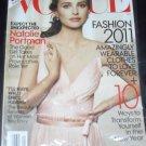 Vogue Magazine (January 2011) Natalie Portman