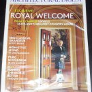 Architectural Digest 2012 February - Exclusive Royal Welcome