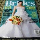 Brides Magazine August 2012