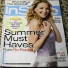 Instyle Magazine, July 2005 Issue - Kate Hudson