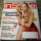Instyle Magazine, February 2006 Issue - Uma Thurman