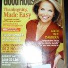 Good Housekeeping Magazine November 2008 by Ellen Levine (2004)