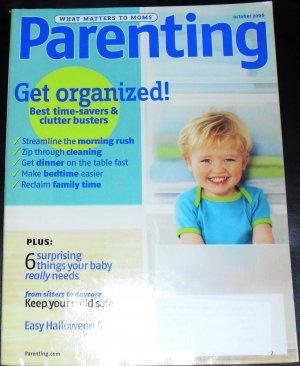 Parenting Magazine October 2006