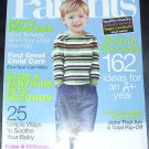 Parents Magazine September 2005