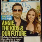 People Magazine August 24, 2009 (1-1324, Brad opens up to People! Angie, The Kids & Our Future!)