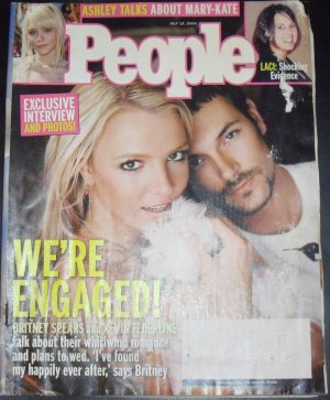 People Magazine, July 12, 2004 by People Magazine