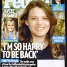 People Magazine October 26, 2009