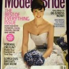 Modern Bride Magazine August September 2006