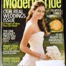 Modern Bride Magazine December 2006 January 2007