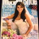 Modern Bride Magazine February March 2007