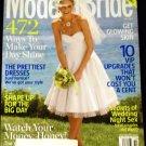 Modern Bride Magazine October November 2008