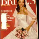 Brides Magazine September October 2004