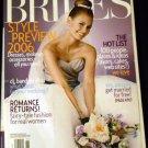 Brides Magazine November December 2005