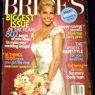 Brides Magazine February March 2006