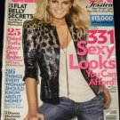 Glamour September 2009 Jessica Simpson 3 Flat Belly Secrets $13,000 of Free Fall Stuff