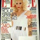 Elle - February 2007 Gwen Stefani, Cherchez La Femme (No. 258)