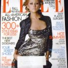 Christina Aguilera Cover Elle Magazine July 2004 - Campbell Brown