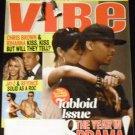 Vibe Magazine January 2009: Chris Brown & Rihanna