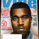 Vibe Magazine: Kanye West (Febuary 2009)