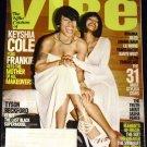 VIBE Magazine: Keyshia Cole & Frankie (March 2009)