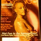 Essence Magazine July 1996: Tapping the Power of Lyanla Vanzant