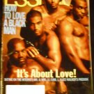 Essence Magazine February 1996: How To Love A Black Man