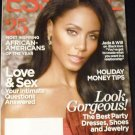 Essence Magazine December 2008: Jada; 25 Most Inspiring African Americans of the Year