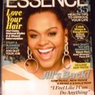 Essence magazine, May 2010-Jill Scott-Actress & Singer-New music, new movie