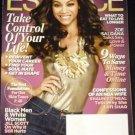 Essence Magazine (April, 2010) Zoe Saldana
