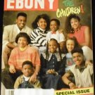 Ebony Magazine August 1988 Save The Children