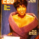 Ebony Magazine October, 1991 Natalie Cole, Daughter of Nat King Cole (46)