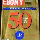 Ebony Magazine November 1992 Special Issue 50 Years of JPC
