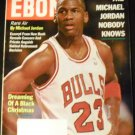 "Ebony Magazine December 1993 ""Michael Jordan"""