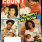 Ebony Magazine June 1993 Celebrity Baby Boom