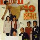 """Ebony Magazine - February 1995 - 10 Hottest Couples """"Black Love/Black History"""""""