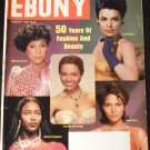 1995 AUGUST EBONY MAGAZINE - HALLE BERRY - NAOMI CAMPBELL - LENA HORNE