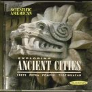 Exploring Ancient Cities by J. Borrell Multimedia - CD ROM  (1999)