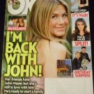 OK! Weekly Magazine (October 4 2010) I'm Back With John