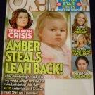 OK MAGAZINE NOVEMBER 15, 2010 AMBER STEALS LEAH BACK