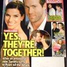 Ok Weekly Magazine (Sandra & Ryan yes they're together, January 17 2011)