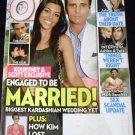 Ok Weekly Magazine (Kourtney & Scott Engaged to be married, February 28 2011)