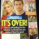 Ok Weekly Magazine April 4, 2011 Emily and Brad The Bachelor