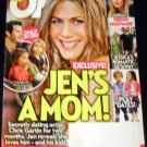 OK Weekly Magazine JULY 26 2010 JENNIFER ANISTON AUDRINA PATRIDGE MILEY CYRUS LINDSAY LOHAN NEW