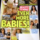 OK Weekly Magazine JULY 18 2011 Teen Mom Leah Reality TV Moms Brad Pitt