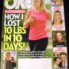 OK Weekly Magazine July 12 2010 Kate Gosselin Lost 10 LBS