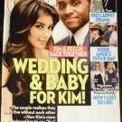 OK Weekly Magazine JUNE 14, 2010 WEDDING & BABY FOR KIM ! #24